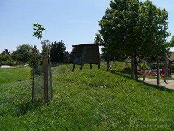 Trompetenbaum Abenteuerspielplatz