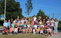 Volksschule Baumpflanzung 2017