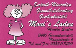 Logo Monis Laden